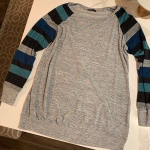 OUGES XXL Long Sweater - thin and cozy!